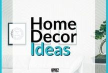 Home Decor Ideas / Some inspiring home decor ideas. It's so awesome to see how creative people can get decorating their homes.