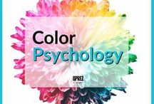 Color Psychology / Some color psychology tips and insights of how color affects everything around us. In this board you'll also find great tips on how to choose colors for designs, logos and branding.