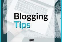 Blogging Tips / Some great info and tips from fellow bloggers to help your blog be a success. I've found these tips to be useful in the early stages of my blog so far.