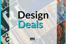 Design Deals / Some awesome graphic design deals that are great for projects. Most deals that are pinned are ones I'm currently using for my projects or would like to acquire in the near future. This board does contain some pins with affiliate links. If you do decide to purchase thru my affiliate link, I will receive a commmission. Thx in advance for that!