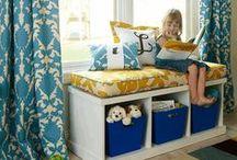 children's room / by Tiffany Blackman-Mata