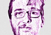 Grafiche loghi idee Brother's Art / Qualsiasi immagine può prendere vita web o carta non ha importanza la grande soddisfazione di veder le proprie immagini uscire dal noiosissimo hard disk non ha prezzo.