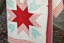 * Quilts / Quilt creations, projects and WIP's; pins van andere sites.
