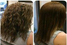 Tartós hajegyenesítés / Keratinos hajegyenesítés szolgáltatásunkkal kapcsolatosan a www.magdiszepsegszalon.hu oldalunkon találsz több információt.