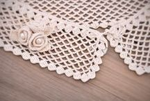 Crocheted Collar