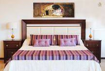 Dormitorios Arnodo / Presentamos aquí nuestra variedad de dormitorios matrimoniales e individuales.