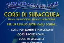 Immagini subacquea www.clubsubamicidelmare.it