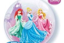 Create magical birthdays with a Disney Princess theme / Bring a little girl's dream to life with a Disney Princess-themed birthday! Create enchanted decor for a party or have a balloon bouquet delivered. The licensed Disney Princess balloons by Qualatex will bring all the glamour and sparkles you need. Discover our color trends, products, and ideas for memories the little princess will remember forever.