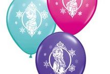 Create a magic moment inspired by Disney Frozen / Disney Frozen is a kids' favorite and a great theme to celebrate birthday, winter holidays or just for a play date! Here are some fresh ideas inspired by the adventures of Elsa and Anna to create an icy kingdom in blue, white, silver with hints of pink and purple.