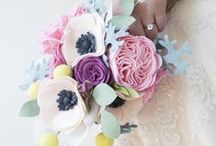 Fieltro - Bouquets