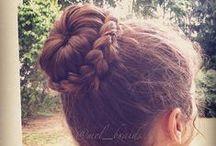 °lovely hair° / tutto ciò che puoi fare con i tuoi capelli