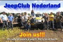 JeepClub Nederland / Have Fun Out There !! ...als asfalt alleen niet genoeg is !!