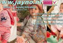 Complete sets meisjes Dirkje babykleding ZOMER / Dirkje staat voor een heel uitgebreide collectie aan babykleding tegen een betaalbare prijs.