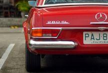 MB pagoda / Photos of auto beaty