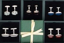 Cufflinks for Christmas / Special selection of our precision-engineered cufflinks for Christmas