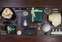 Spring Wedding Guide - Gifts for Men / Our curated selection of wedding gifts for the Modern Gentlemen