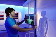 Interaktive Exponate - Medial / Interkative Medienexponate, Apps in Ausstellungen, Museumsapps, mediale Installationen, Spiele