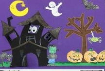 Activities for Halloween / by Pinning Teacher