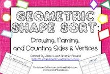 Geometry / by Pinning Teacher