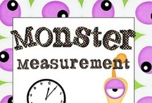 Measurement  / by Pinning Teacher