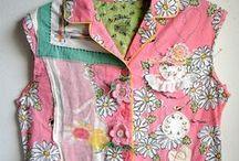 Sew Cool /  Beautiful things made with fabrics. / by Jennifer Scanlon Rowe