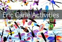 Eric Carle Activities / by Pinning Teacher