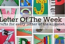 Letter Recognition / by Pinning Teacher