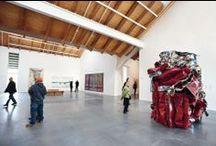 * exhibitions