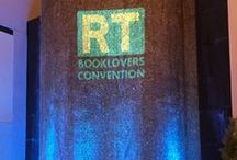 RT convention / Pics of the many RT Conventions I've attended as an Author :)