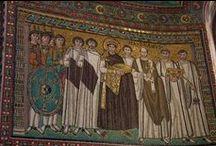 Mozaika ikony/Byzantine mosaic