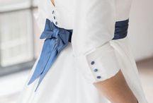 COLOR - BLUE/WHITE