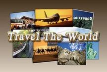 Travel The World / Places to visit / by Brenda Driesen
