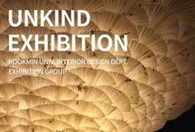 pavillion / <Unkind> is exhibition a team made of students and graduates of Kookin University Interior Design. Our exhibition is an event that each or  groups of team members test their potential as a designer and also a author. Republic of korea, Kookmin univ. Spatial design dept. Exhibition team UNKIND (since 2014) _ⓒ2015. UNKIND all right reserved. 2014UNKIND@gmail.com #Exhibition #Architect #Pavillion #Design #Fan #Paper