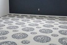 Carpet Ideas / Ideas for your home or workspace.