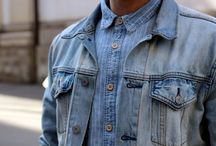 Denim Men´s Fashion Looks / find the best denim styles and everything you have to know about denim!