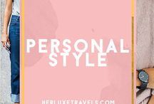Fashion Bloggers Personal Style / Stylish Looks that Inspire my Fashion Sense, Inspired by fashion bloggers and the latest trends .  www.herluxetravels.com