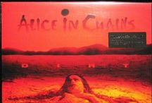 Alice In Chains Vinyl LP Records