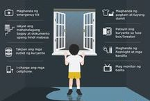 Pinoy Alisto / Safety Tips