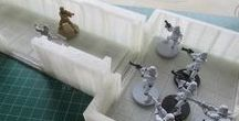 3d printing Imperial Assault and other stuff / 3d printing for board games & wargames scenery