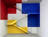 Color In Architecture / Inspiration