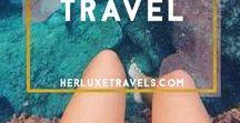 Budget Travel / Top Pins for budget travel destinations #budgettravel  Herluxetravels.com