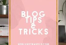 Blogging tips and tricks / Skyrocket your blog traffic with these tips and trips to boost your blog performance herluxetravels.com