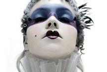 Maquillaje Artístico y Vestuarios / by Daniela Rodriguez