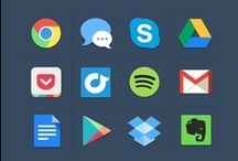 Free Icons / Creative icon sets and fonts for the web.