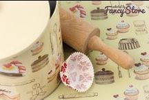 All about sweets! / The Art of muffins, cupcake etc.