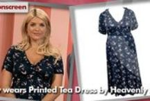 Holly Willoughby  / Always want to know where Holly gets her beautiful dresses from? Look no more! We have the answers X