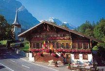 Switzerland - Suisse / by Wink Winkler