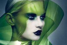 68/Inspiração verde / Tudo em tons de verde, a cor da esperança... / by Margaret Eler