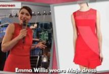 Emma Willis / Find out what Emma Willis is wearing! www.styleonscreen.tv