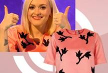 Fearne Cotton / Find out what Fearne Cotton is wearing! www.styleonscreen.tv